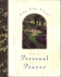 BOOK_COVER_The One Year book of Personal Prayer