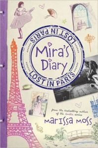 BOOK_COVER_Mira_s Diary_Lost in Paris