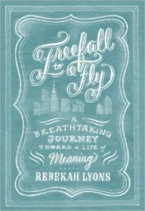 BOOK COVER_Freefall to Fly
