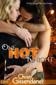 BOOK_COVER_One Hot Knight