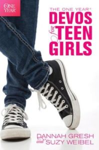 BOOK_COVER_The One Year Devos for Teen Girls
